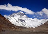 世界上最高峰-珠穆朗瑪峰