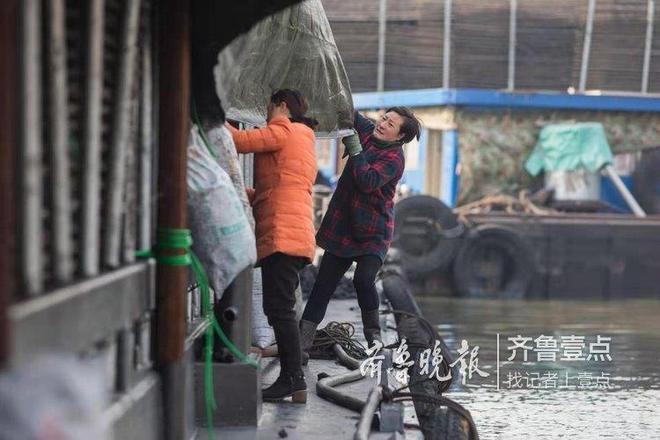 京杭大運河,跑船人的中國年(一)