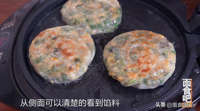 想吃韭菜盒子,學會這種方法就夠了,個個皮薄餡大,不露餡,完美