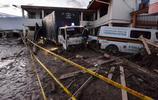 哥倫比亞發生泥石流災害