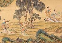 顧愷之的傳世名畫《洛神賦圖》背後驚心動魄的歷史