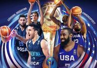 落後20分逆轉阿根廷奪冠,美國男籃又要開啟發展聯盟統治世界了