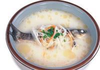 鯽魚湯怎樣做下奶?家裡有孕婦,要學會做這道湯