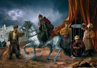 帖木兒一生中最輝煌的一次戰役,擊敗奧斯曼帝國蘇丹巴耶濟德