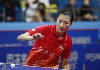 12月24日結束的乒超聯賽女團第六輪,如何評價國乒幾位選手的發揮?