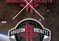 火箭新隊標出爐!黑色+紅色成為主色調,新球衣不久之後問世