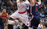 籃球——NBA季後賽:老鷹勝奇才