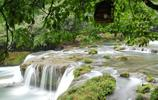 貴州省荔波縣,有一景區名為大小七孔,感受真切的奇山秀水