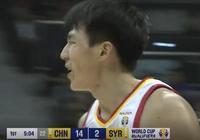 中國男籃再戰黎巴嫩,此人是亮點