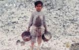 上色老照片:鏡頭下百年前的美國童工,薪酬極低每天被壓榨