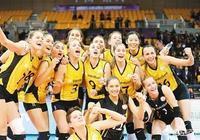 最近9屆女排世俱杯中,來自土超的球隊6次奪冠,土超為何能稱霸世界?