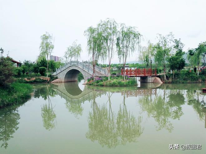 西寧最美的溼地公園,離市區不足10公里,這個夏天你去過幾次?