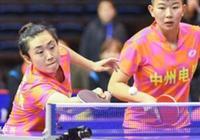 特評:馮天薇是乒超財富!堅韌性格值得女乒後輩們學習