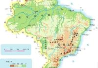 巴西正在被破壞的熱帶雨林