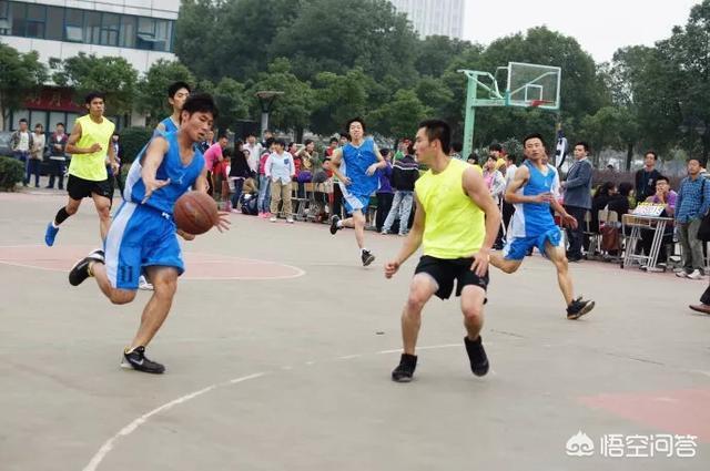 喜歡籃球的人,多久會打一次籃球?