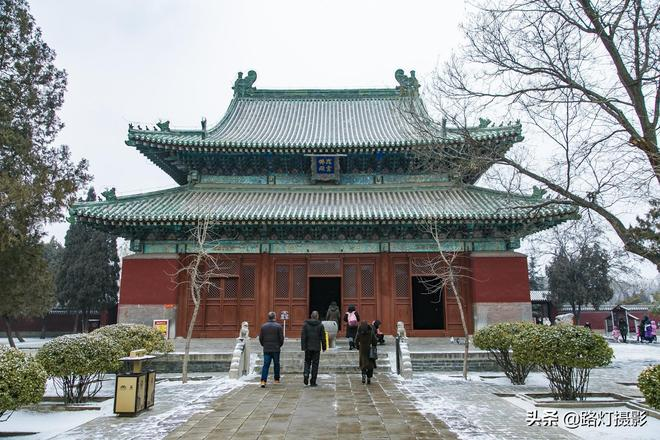 正定古城這座寺廟國寶眾多,樑思成、魯迅、單霽翔都給予高度評價
