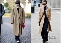 冬季還是要大衣和闊腿褲穿搭,讓你都市氣質通勤