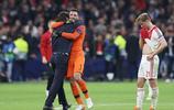 歐冠半決賽次回合熱刺3:2阿賈克斯,熱刺憑藉客場進球多晉級決賽