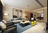 6套丹軒梓園現代簡約客廳裝修圖片欣賞