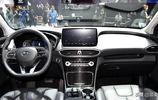 現代全新勝達SUV,採用6座/7座佈局