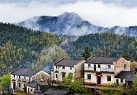 安徽這個三面懸空的村莊,遊客寧願不去宏村也要來這裡,你聽過嗎