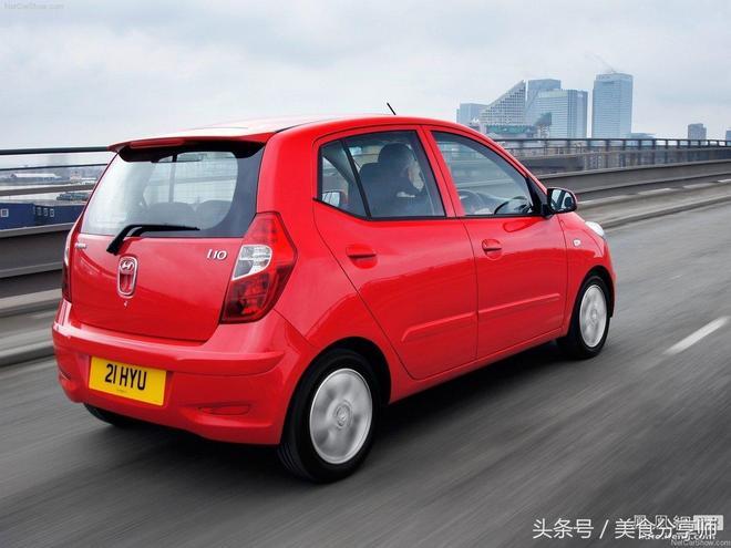汽車圖集:現代i10