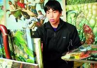 """他廢柴變天才,""""中國的畢加索""""26年的堅持農民畫家熊慶華"""