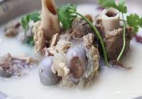 用大骨熬製高湯怎麼做才更鮮美?