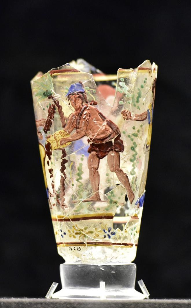 來自阿富汗國家博物館的寶藏