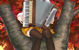 二次元樂器少女