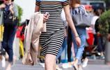 五種不同的街拍穿搭風格,穿出高雅脫俗的美,不會穿衣照著試試看