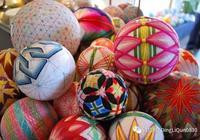 「刺繡教程」Temari刺繡吉祥如意的手鞠球