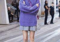 今年冬天被高領毛衣種草了,集美貌、才華、實用於一身的單品!