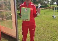 我省選手王娜全國競走大獎賽摘銅