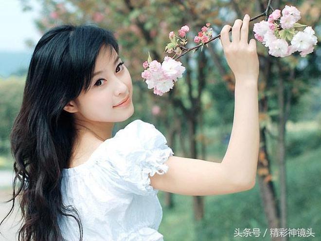 完美女神唯美戶外攝影 唯美氣質 美的讓人心動
