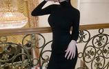 """今年這些""""冬裙""""火了,瞧下圖這樣穿,性感時髦,盡展完美曲線"""