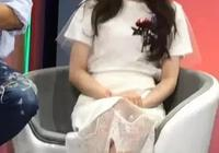 有一種坐姿叫迪麗熱巴的交叉腿