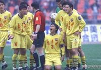 中國足球近二十五年傳承之三:右後衛
