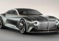 賓利百週年電動概念車EXP 100 GT首發,預告未來完全自動駕駛