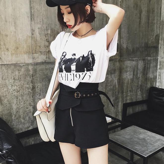 T恤搭休閒褲比時尚套裝還時髦!休閒大氣還潮範