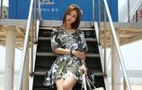 性感模特攝影圖集:韓國甜美嫩模海邊唯美寫真
