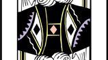 撲克牌上的人物故事由來 K代表國王 Q代表皇后 J代表衛士
