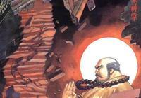 《風雲》達摩的實力有多強?境界和無名比肩,年紀最接近帝釋天