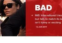 《黑衣人全球追緝》IGN 4分:披著黑衣人外皮的爛片