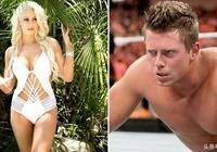 WWE米茲最不想讓你看到的照片,老婆當年的輕狂!