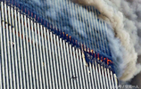鏡頭下:美國911事件部分照片,場景慘烈無比