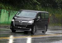 豐田再推出四排九座豪華商務旅行車,比豐田埃爾法還大