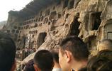 游龍門石窟