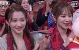 關曉彤、楊紫同框,兩個姑娘各有千秋!顏值高就是養眼!