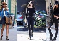 """40歲的女人,冬天穿不同的靴子,記住這3個""""技巧"""",時髦又優雅"""